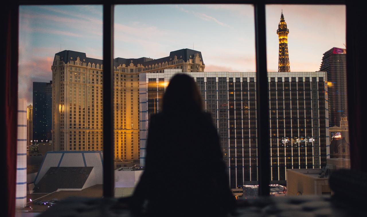 Photo of a Las Vegas Hotel