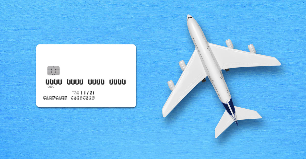10 Best Credit Cards For Free Flights 2021