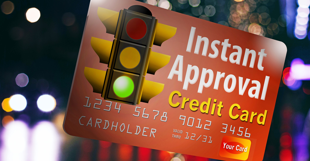 6 Instant-Approval Credit Cards (6)